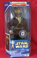 "Star Wars Saga AOTC: Plo Koon - 12"" Action Figure - Sealed In Box"